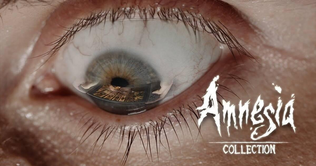 El terror de Amnesia Collection está disponible hoy en Nintendo Switch