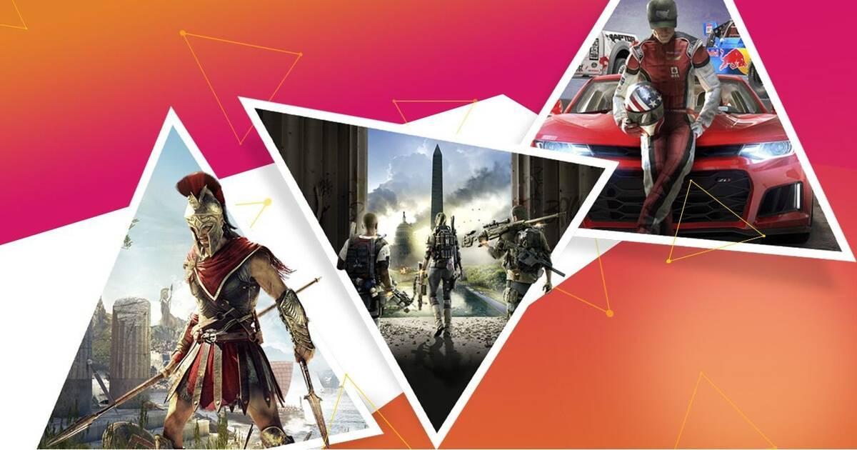 Nuevas ofertas en PS Store: Multitud de juegos de Ubisoft para PS4 con grandes descuentos