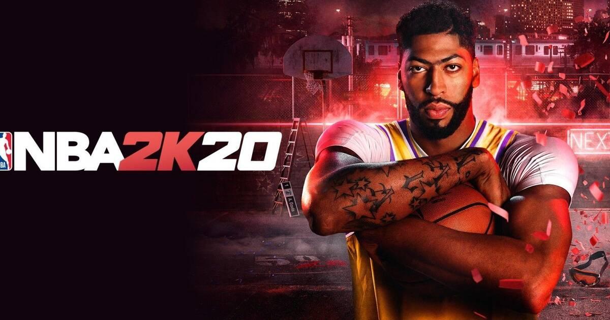 NBA 2K20 y Nintendo Switch fueron lo más vendido en España
