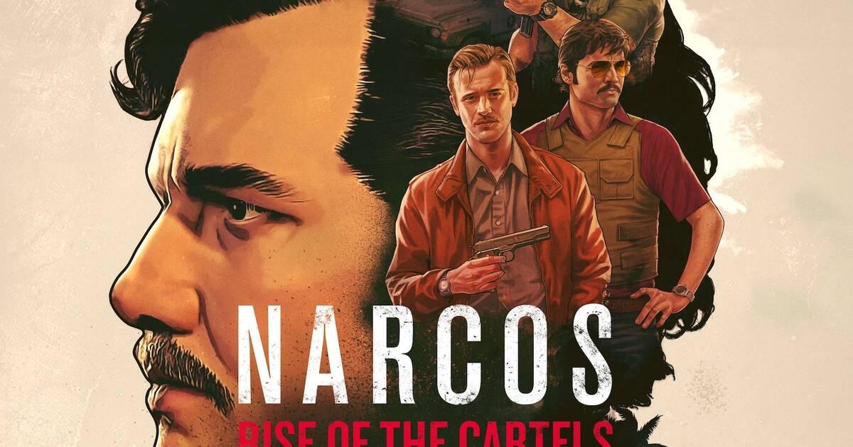 Rise of the Cartels se muestra en un nuevo tráiler — Narcos