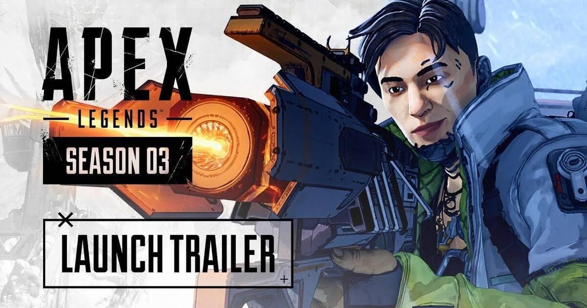 Apex Legends: EA Korea filtra un gameplay tráiler de la Temporada 3