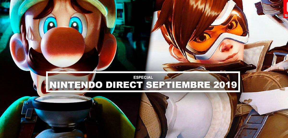 Resumen del Nintendo Direct septiembre 2019: TODOS los juegos presentados y novedades