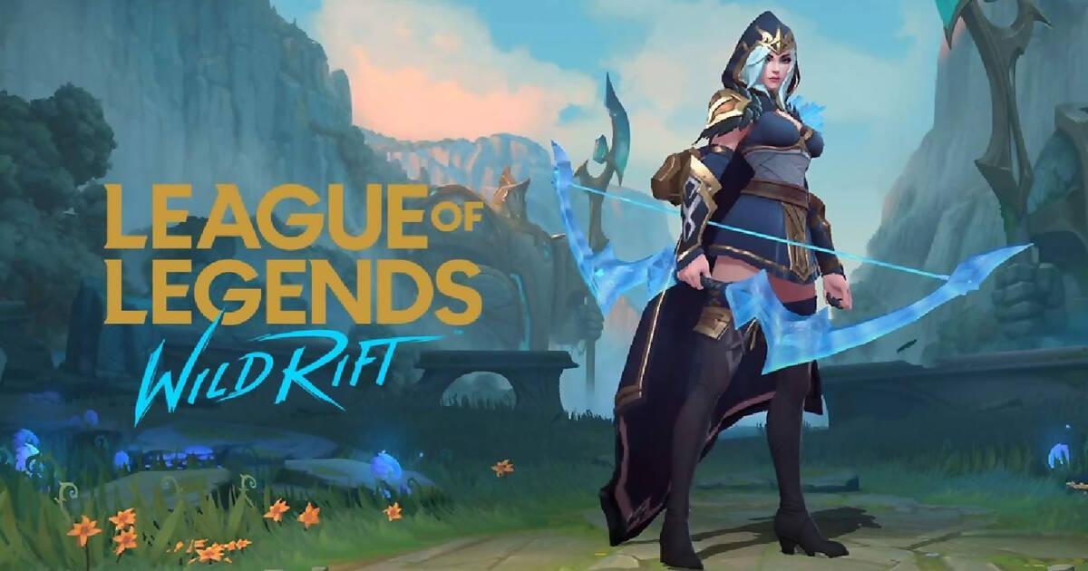 League of Legends Wild Rift Los usuarios de iOS ya pueden hacer el registro previo