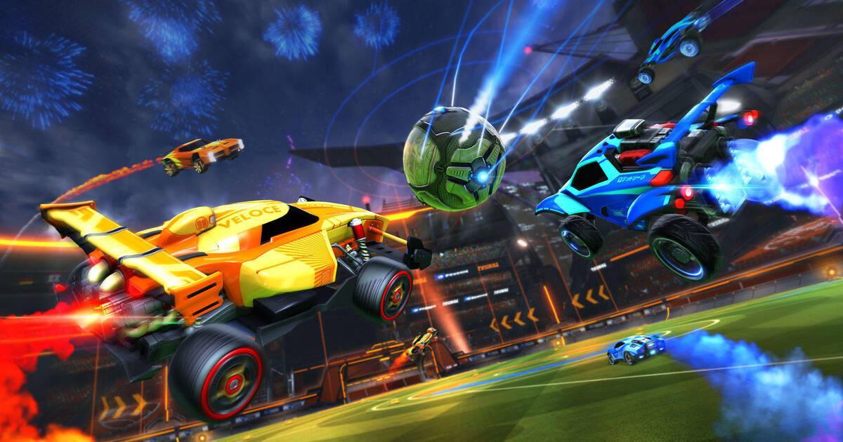 Rocket League será gratuito el 23 de septiembre