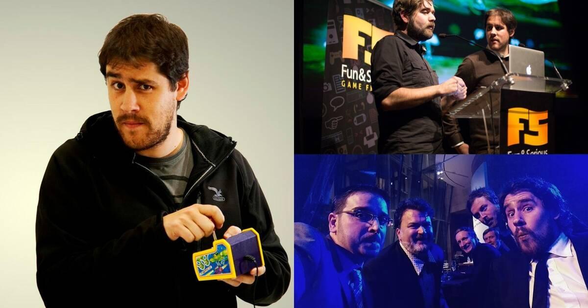 Arturo Monedero y la generación que resucitó los juegos 'made in Spain'