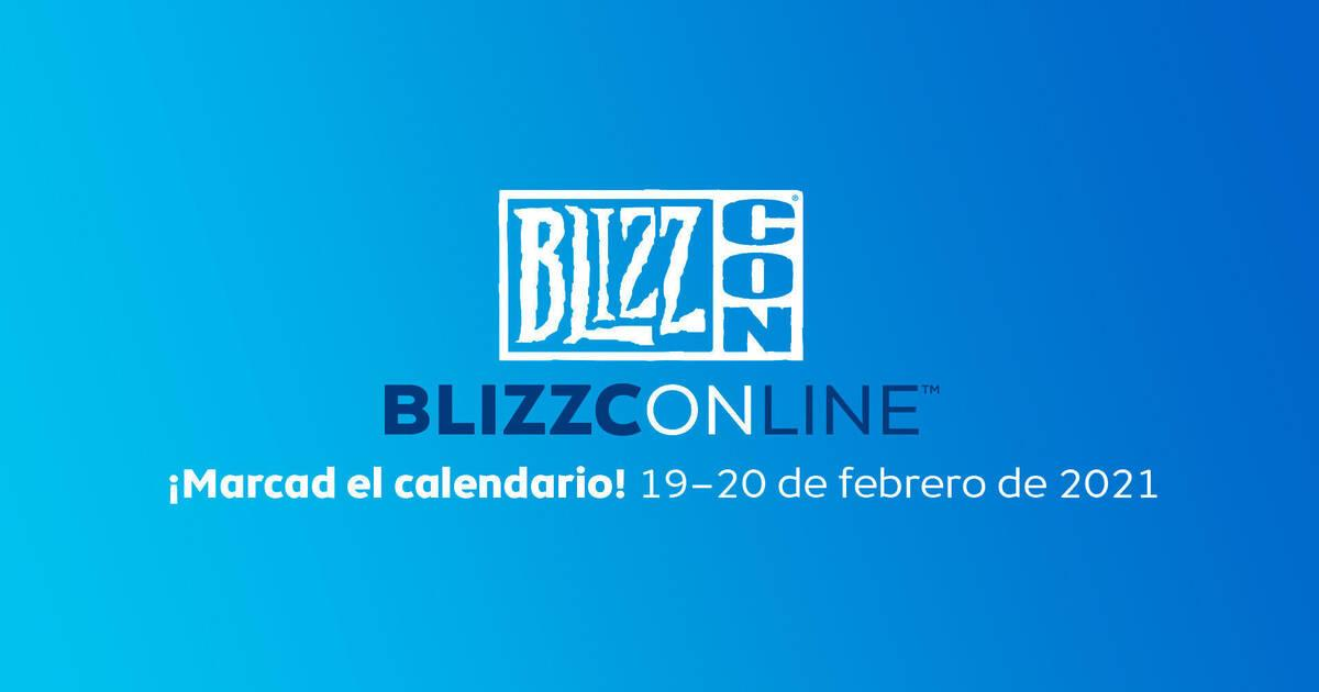 BlizzCon Online 2021 revela sus fechas oficiales