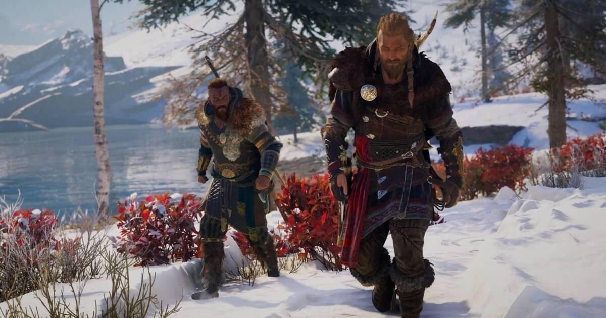 Assassin's Creed Valhalla presenta el tráiler de su historia