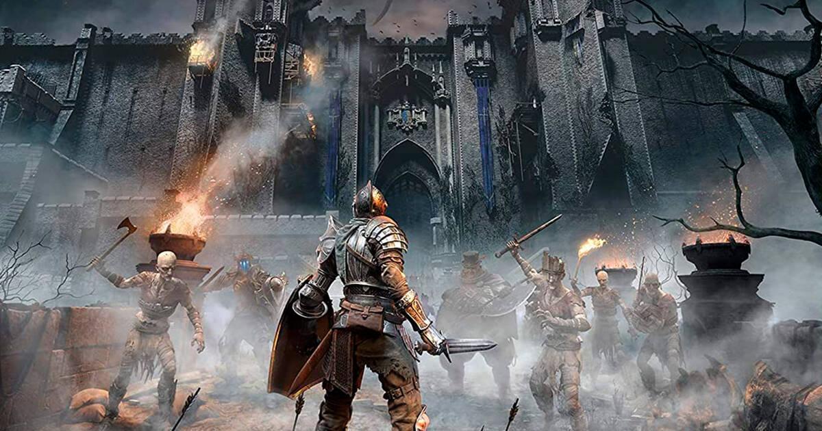 Demon's Souls Remake de PS5 se muestra en dos nuevas imágenes y su carátula  - Vandal