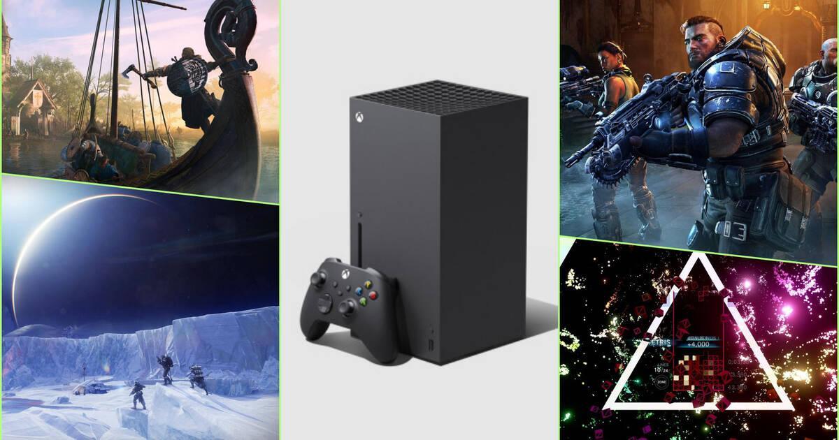 Xbox Series X Y Series S Todos Los Juegos De Lanzamiento Confirmados Vandal