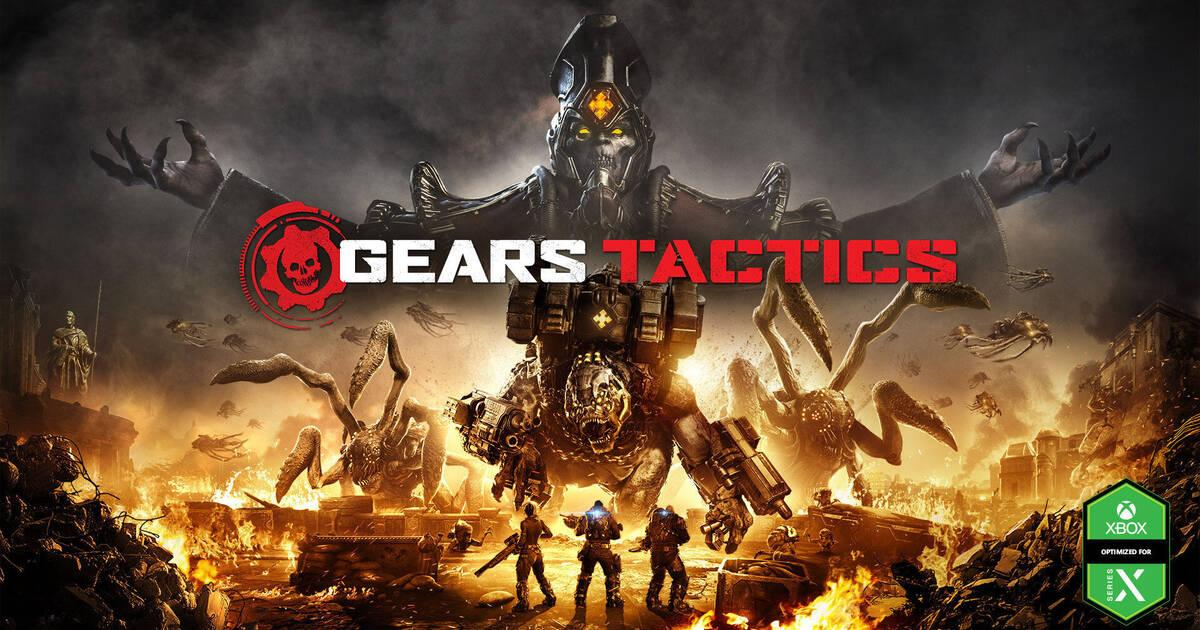 Gears Tactics llega el 10 de noviembre a Xbox Series X/S y Xbox One