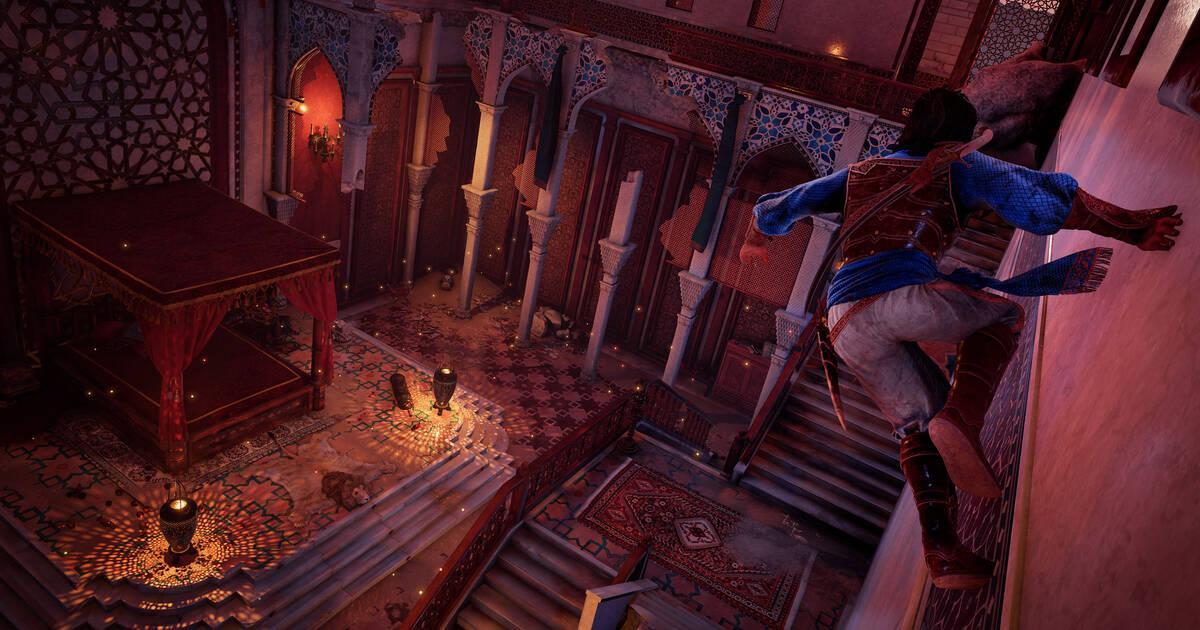 The Sands of Time Remake' presenta su primer tráiler — Prince of Persia
