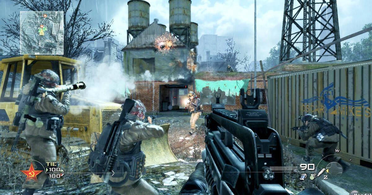 COD: Modern Warfare 2 será retrocompatible con Xbox One pronto