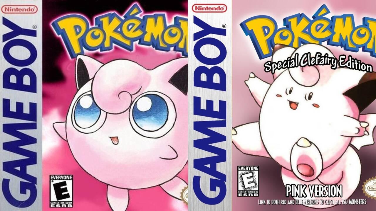 Fans Descubren La Existencia De Un Cancelado Pokémon Rosa En El Código De Pokémon Amarillo Vandal