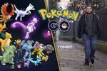 Esta es la historia de Tommy, el jugador al que Pokémon Go le cambió la vida