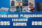 Así ha sido la evolución de los juegos exclusivos de PSX a PS4