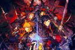 War of the Visions: Final Fantasy Brave Exvius llegará la próxima primavera a Occidente