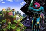 Recrean Metroid Fusion en Minecraft sin usar mods