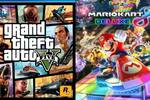 GTA V y los 'clásicos' de Nintendo fueron lo más vendido en España del 3 al 9 de febrero