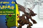 Verano de Pokémon: Aprende con Pokémon: Aventura entre las teclas