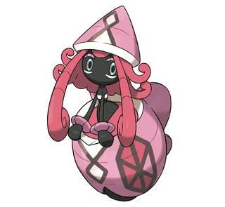 Tapu Lele Pokémon Ultrasol y Ultraluna