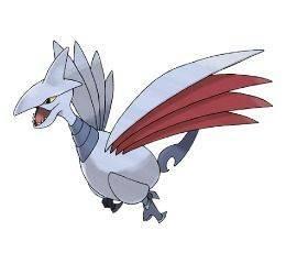 Skarmory Pokémon Ultrasol y Ultraluna