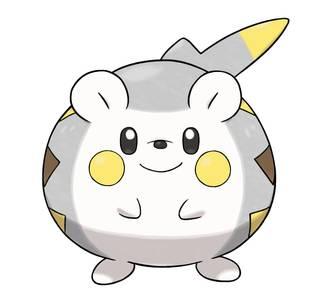 Togedemaru Pokémon Ultrasol y Ultraluna