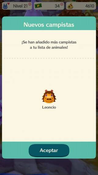 Amistad Animal Crossing Pocket Camp