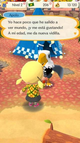 Apolo Animal Crossing