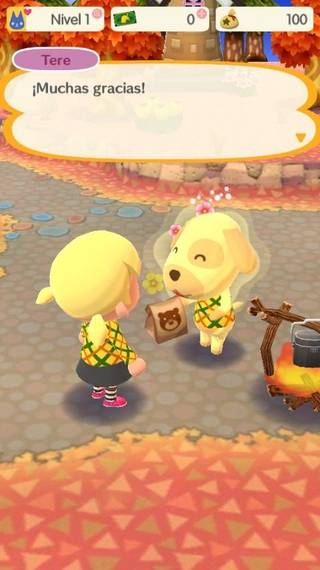 Tere Animal Crossing