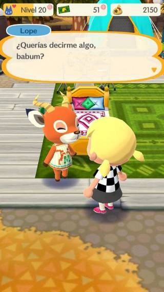 Lope Animal Crossing Pocket camp