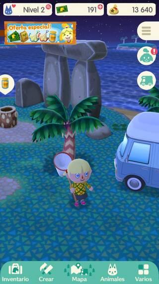 bichos Animal Crossing Pocket Camp