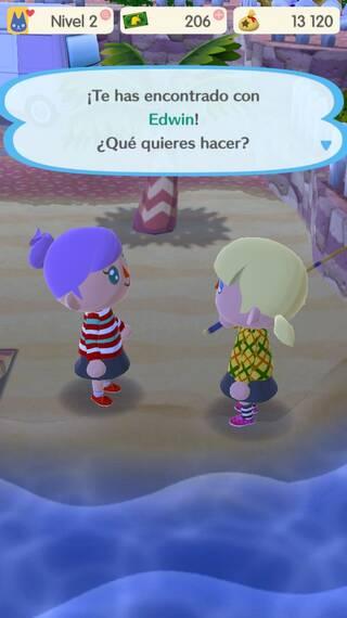 Amigos Animal Crossing Pocket Camp
