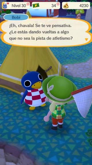 Bobi Animal crossing Pocket Camp