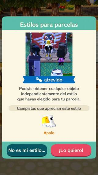Preguntas Canela Animal Crossing Pocket Camp