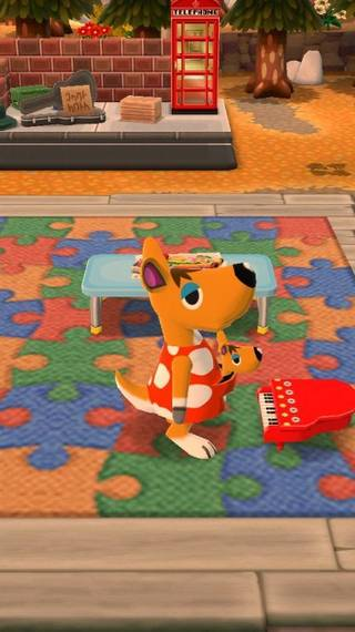 Lola Animal crossing Pocket Camp