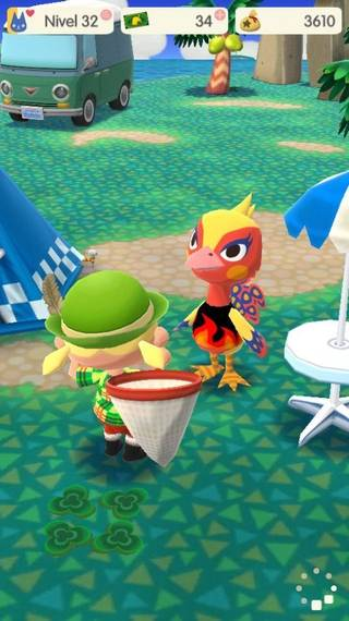 Avelina Animal crossing Pocket Camp