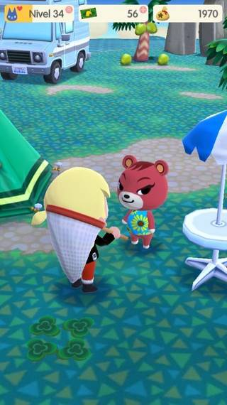 Cerecita Animal crossing Pocket Camp