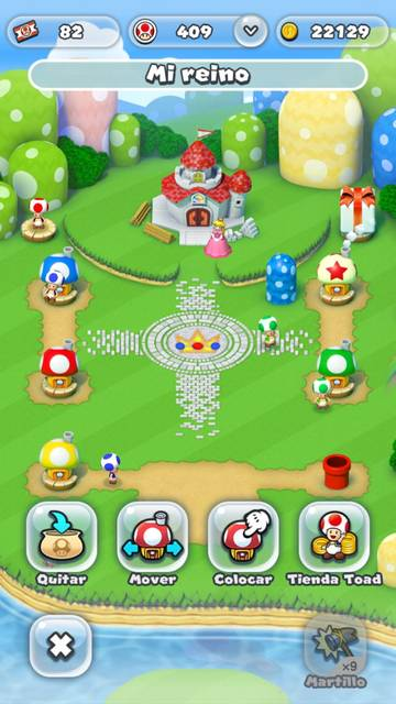 Mi Reino Super Mario Run