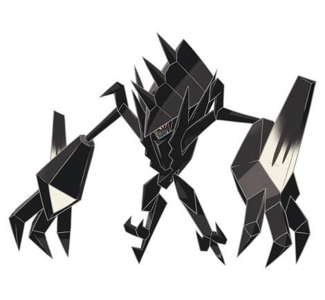 Necrozma en Pokémon Sol y Luna