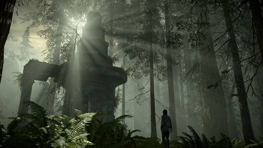 Imágenes Y Wallpapers Shadow Of The Colossus Remake Ps4
