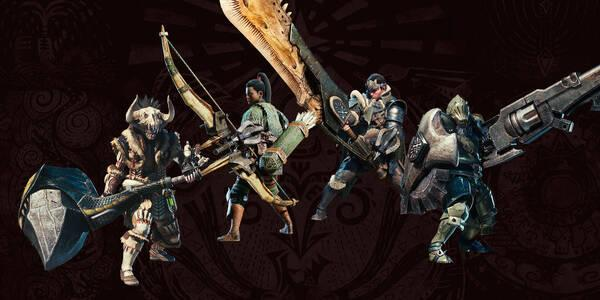 TODAS las armas de Monster Hunter World - Ventajas e inconvenientes