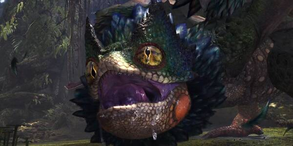 Pukei-Pukei en Monster Hunter World - Localización, drops y consejos