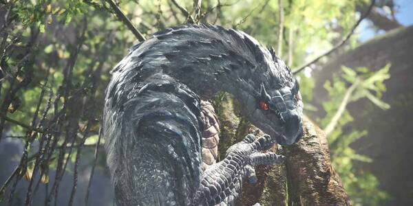 Tobi-Kadachi en Monster Hunter World - Localización, drops y consejos