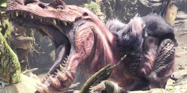 Anjanath en Monster Hunter World - Localización, drops y consejos