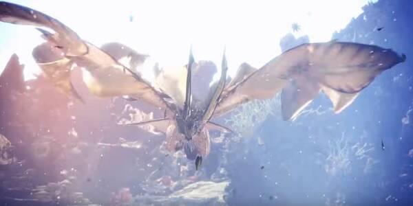 Legiana en Monster Hunter World - Localización, drops y consejos