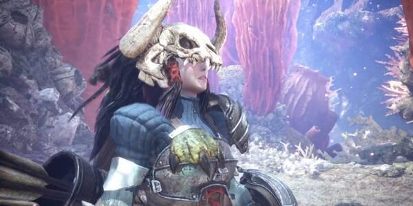 Cómo mejorar rápido al personaje en Monster Hunter World