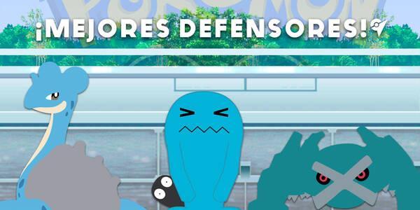 Estos son los mejores Pokémon para defender gimnasios en Pokémon Go
