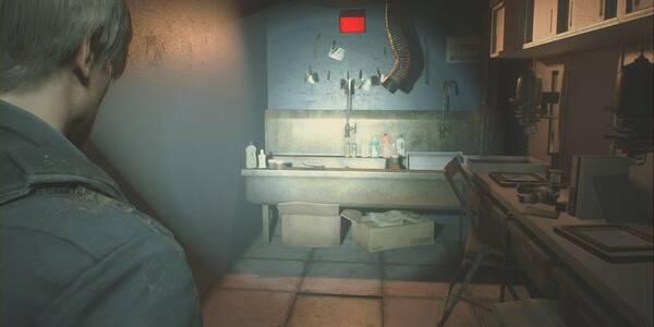 Rollos de película / fotos en Resident Evil 2 Remake - LOCALIZACIÓN