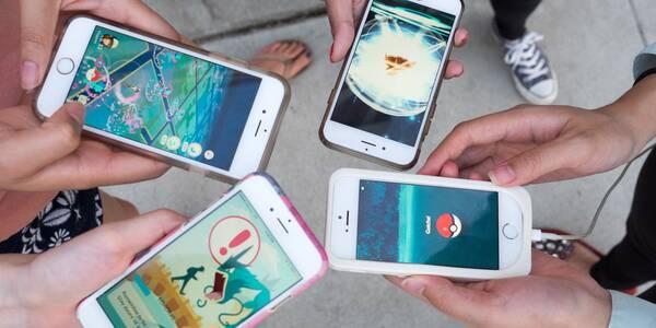 Cómo transferir Pokémon en Pokémon Go