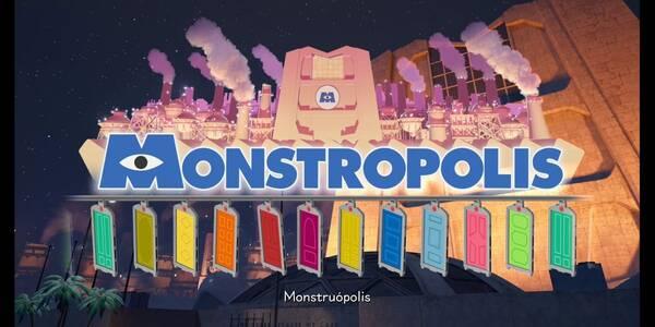 Kingdom Hearts 3: Monstruópolis al 100% - Portafortuna y tesoros